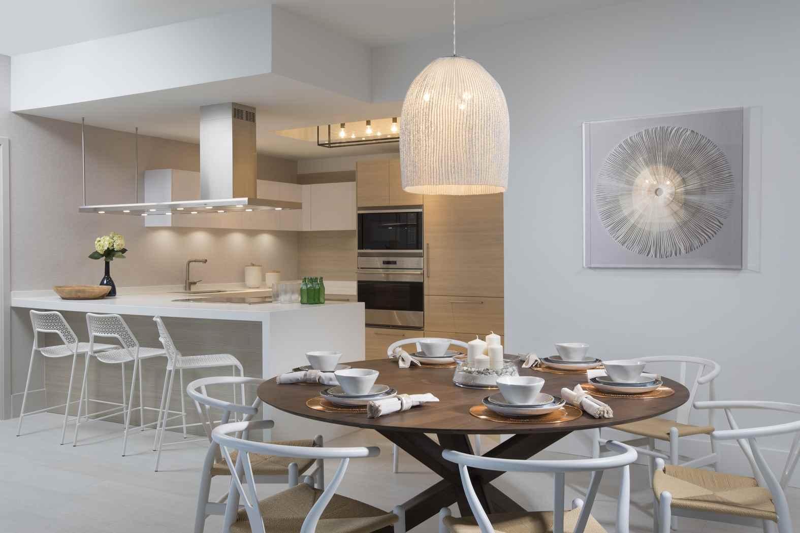 Modern Coastal Miami Condo - Residential Interior Design From DKOR ...