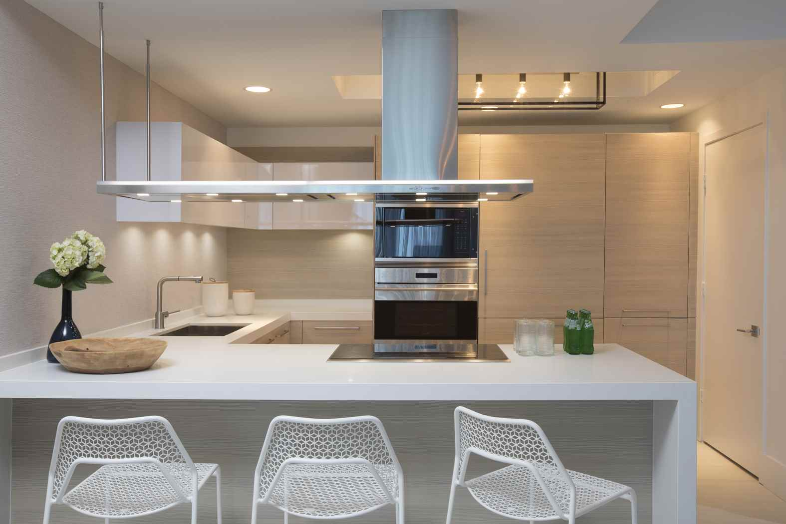 Residential interior design project in miami florida
