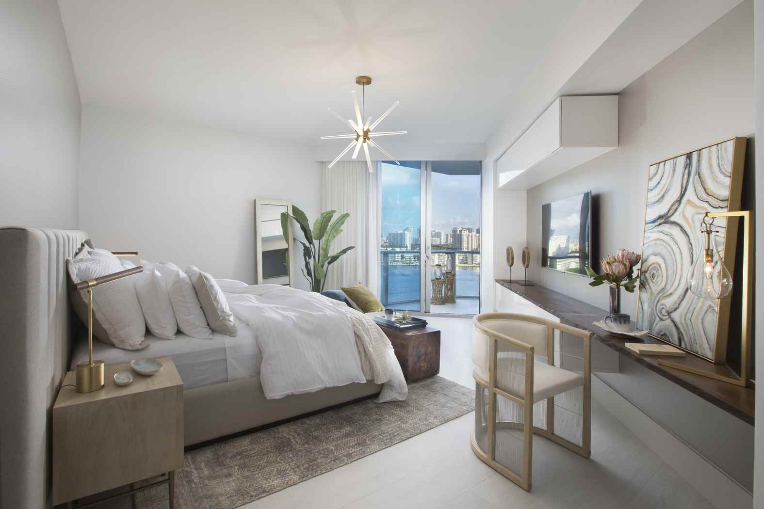 Blog review modern coastal miami condo