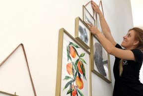Interior Design Tips: Creating The Perfect Gallery Wall