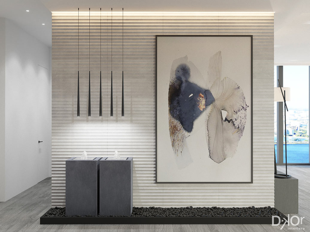 Condo Design in Miami's Gran Paraiso Residences - DKOR Interiors