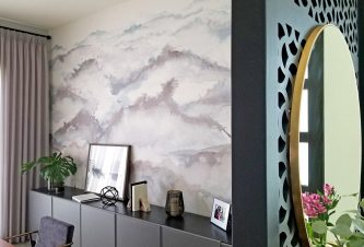Home Decorating Trends: Modern Wallpaper Designs 1