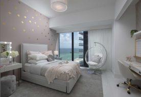 Residential Interior Design - Girls Bedroom