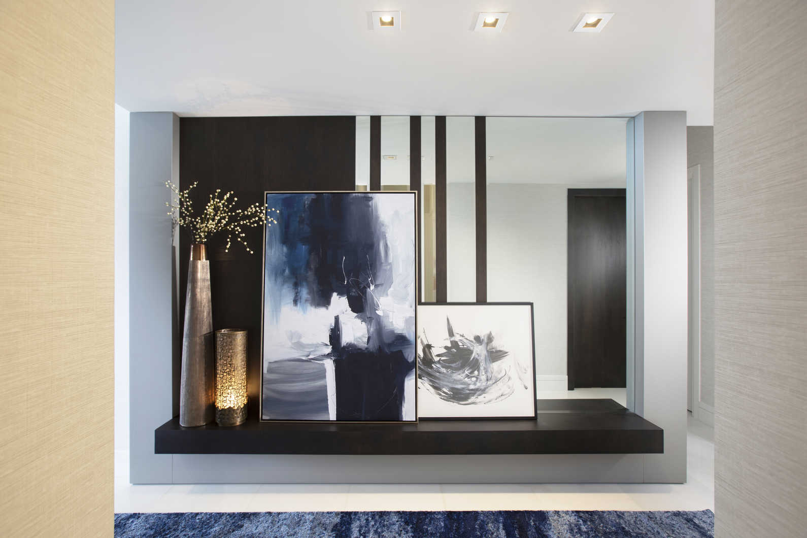Luxe Interieur Design : Luxe waterfront condo residential interior design from dkor