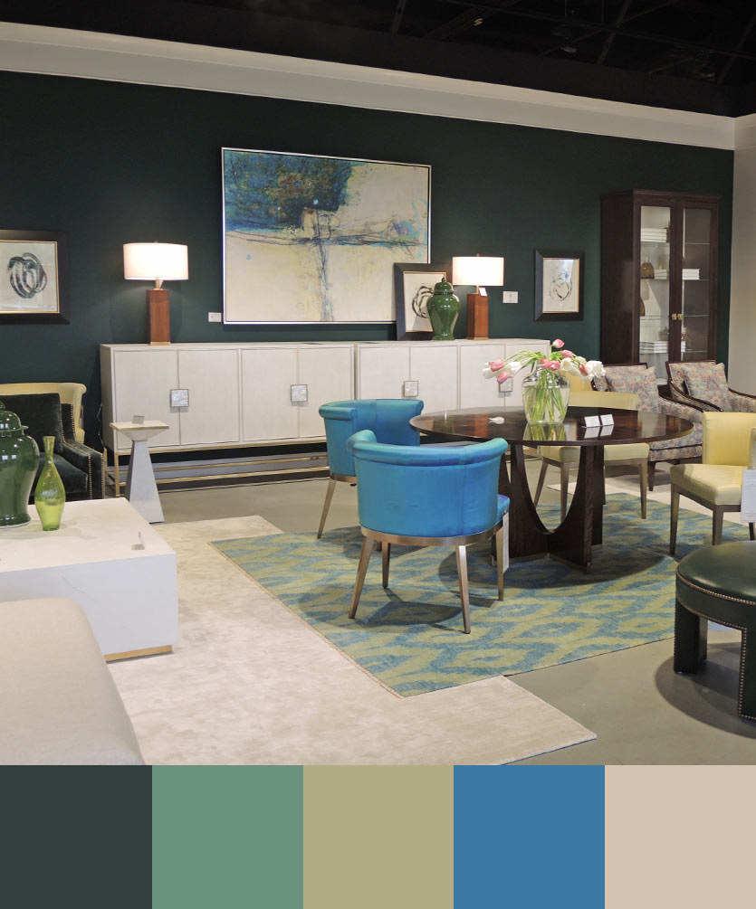 Color Trends from High Point Spring Market