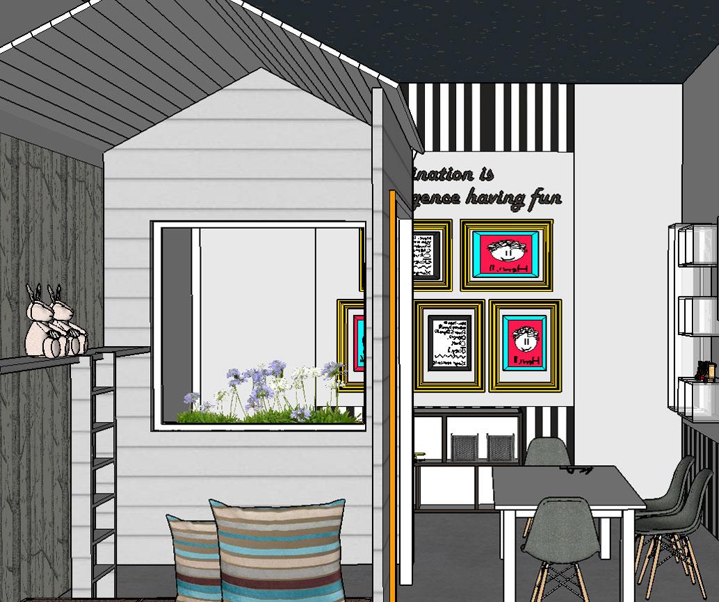Dream Kids' Playroom Design Ideas