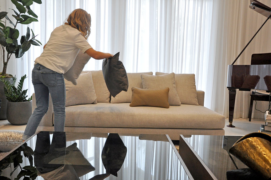 Home Styling Tips by Miami Interior Design Firm