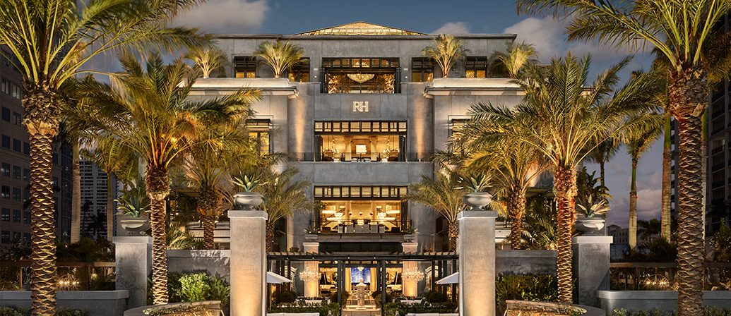 Design Destination: Restoration Hardware West Palm Beach 3