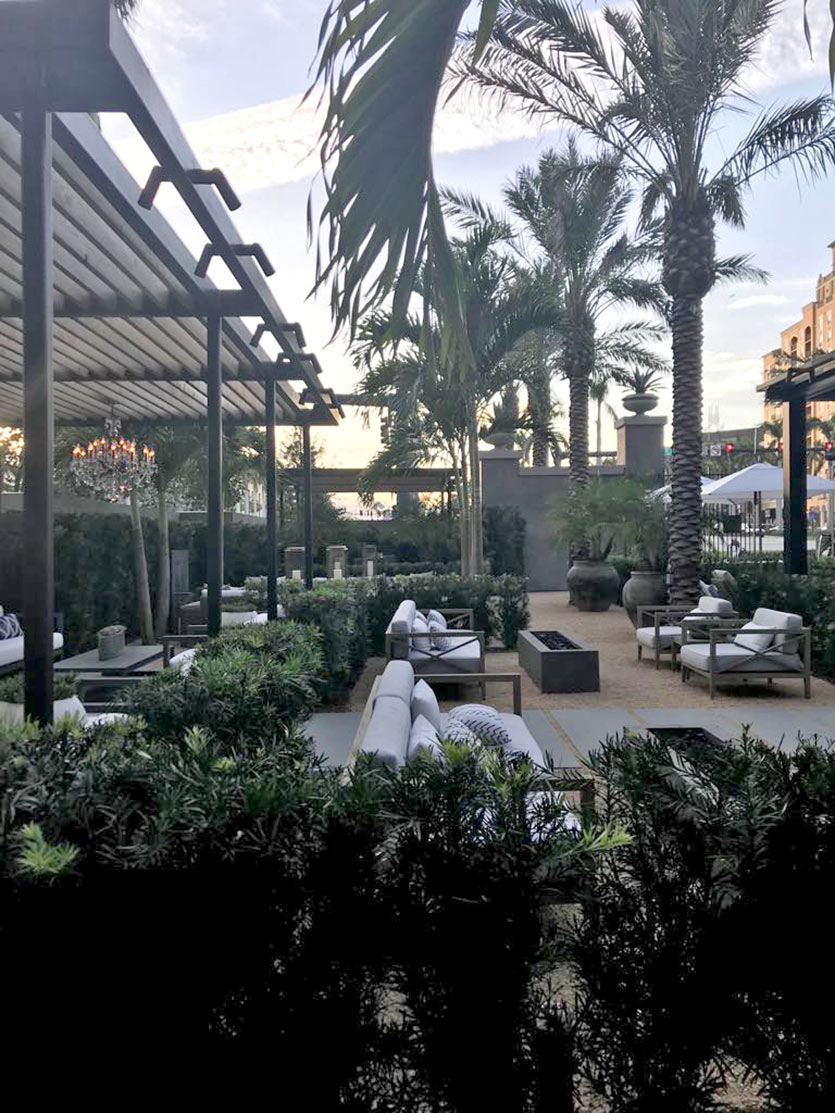Design Destination: Restoration Hardware West Palm Beach