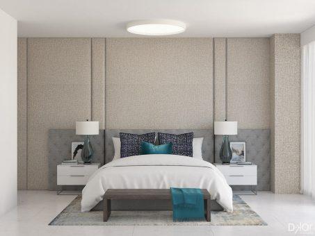 Master Bedroom Decor - Vacation Home