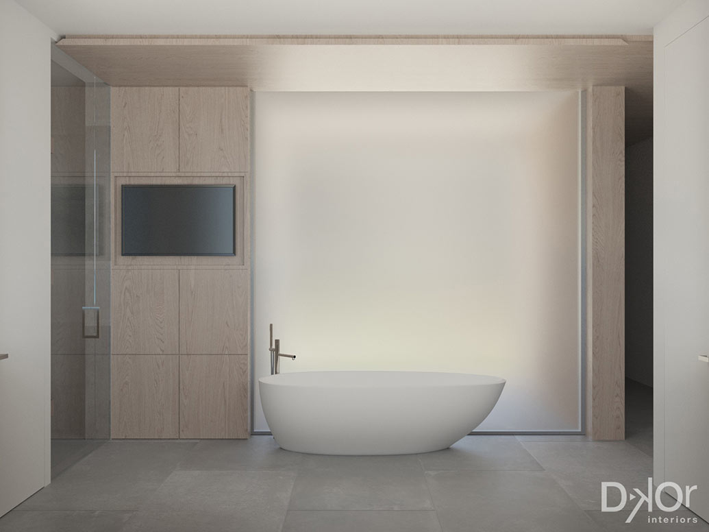 Master Bathroom Design Fort Lauderdale