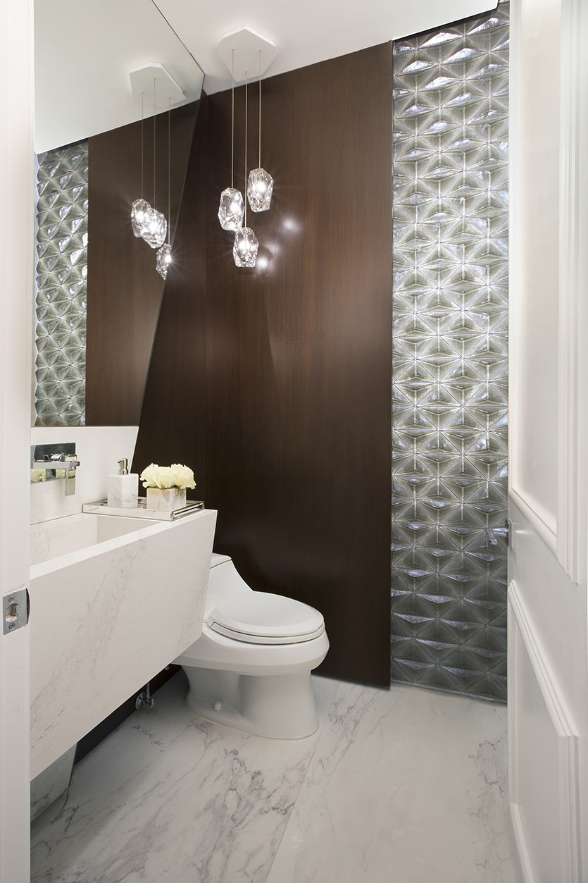 Bathroom Design 3D tiles