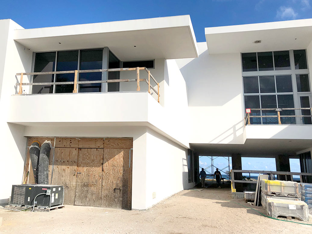 Fort Lauderdale Interior Designers - Site Progress
