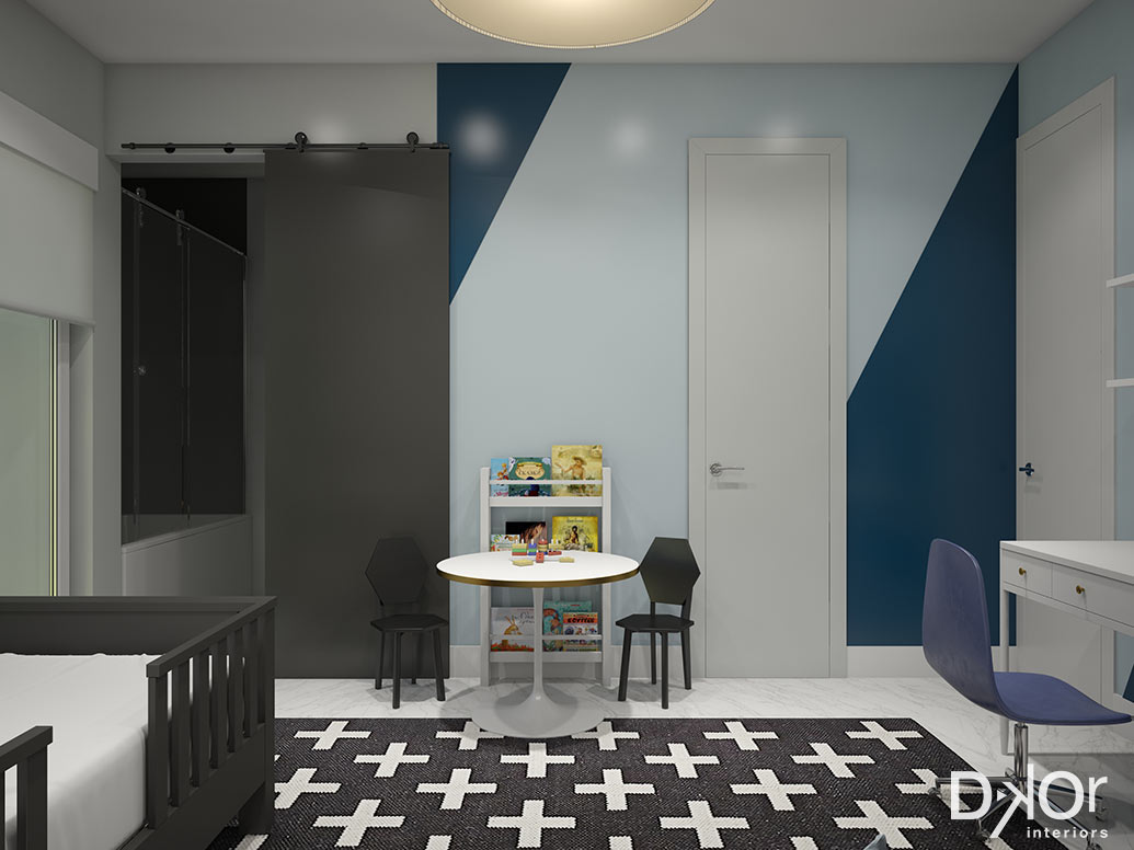 Modern Kids' Rooms by Miami Interior Designers