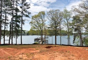 North Carolina Lake Home - Site Visit