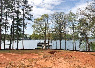North Carolina Lake Home - Site Visit