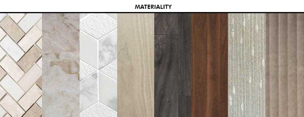 NorCarolina Material Selection