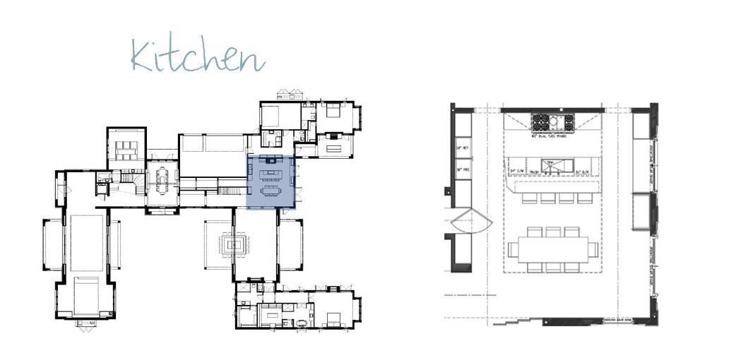 Palm Beach Design Plan A Glamorous Modern Kitchen