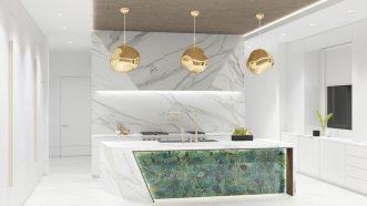 Palm Beach Design - Modern Kitchen