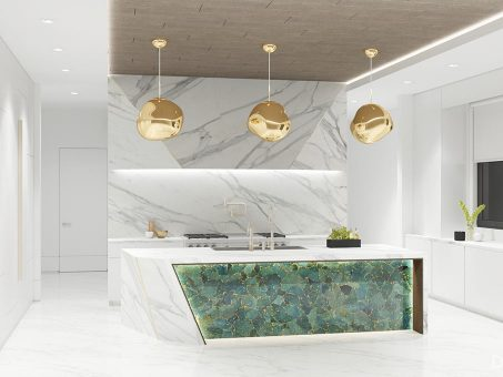 Palm Beach Design - Modern Kitchen