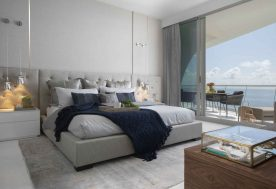DKOR Interiors Residential Interior Sunny Isles Beach