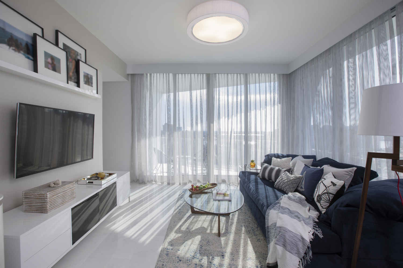 Sunny Isles Beach Condo Design Residential Interior