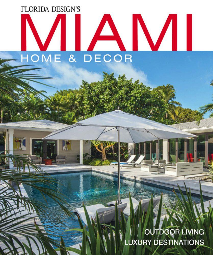 Design Magazine Cover - DKOR Interiors