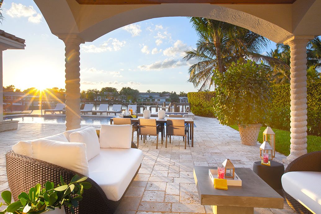 Interior Design Ft Lauderdale - Patio Furniture