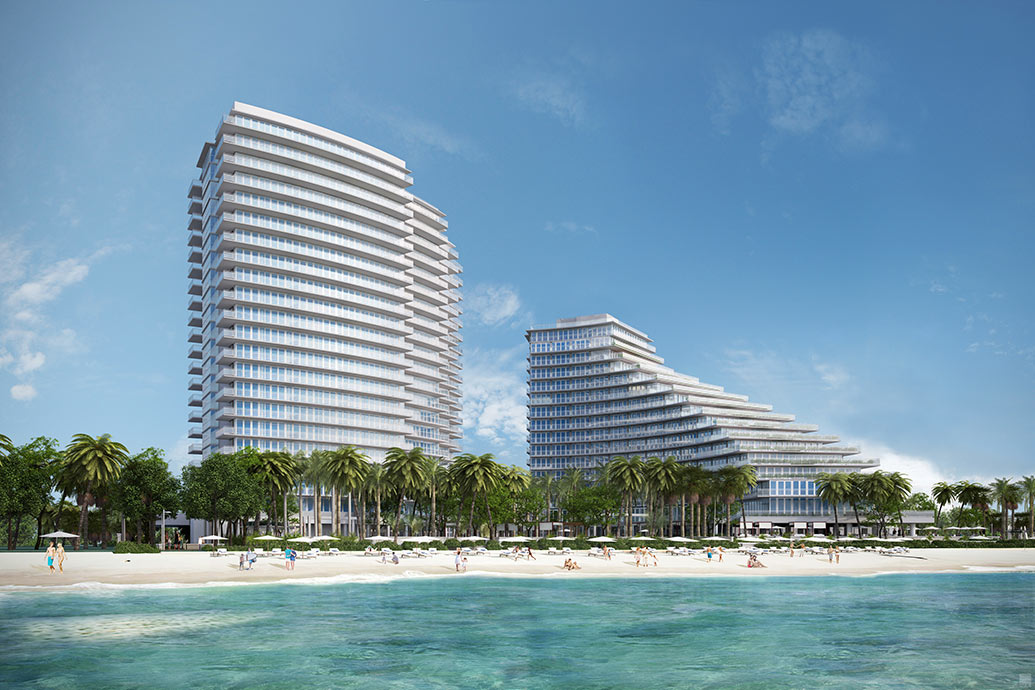 Auberge beach residences in Fort Lauderdale
