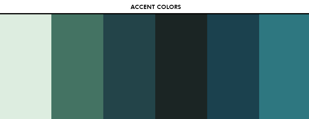 Condo Design - Accent Colors