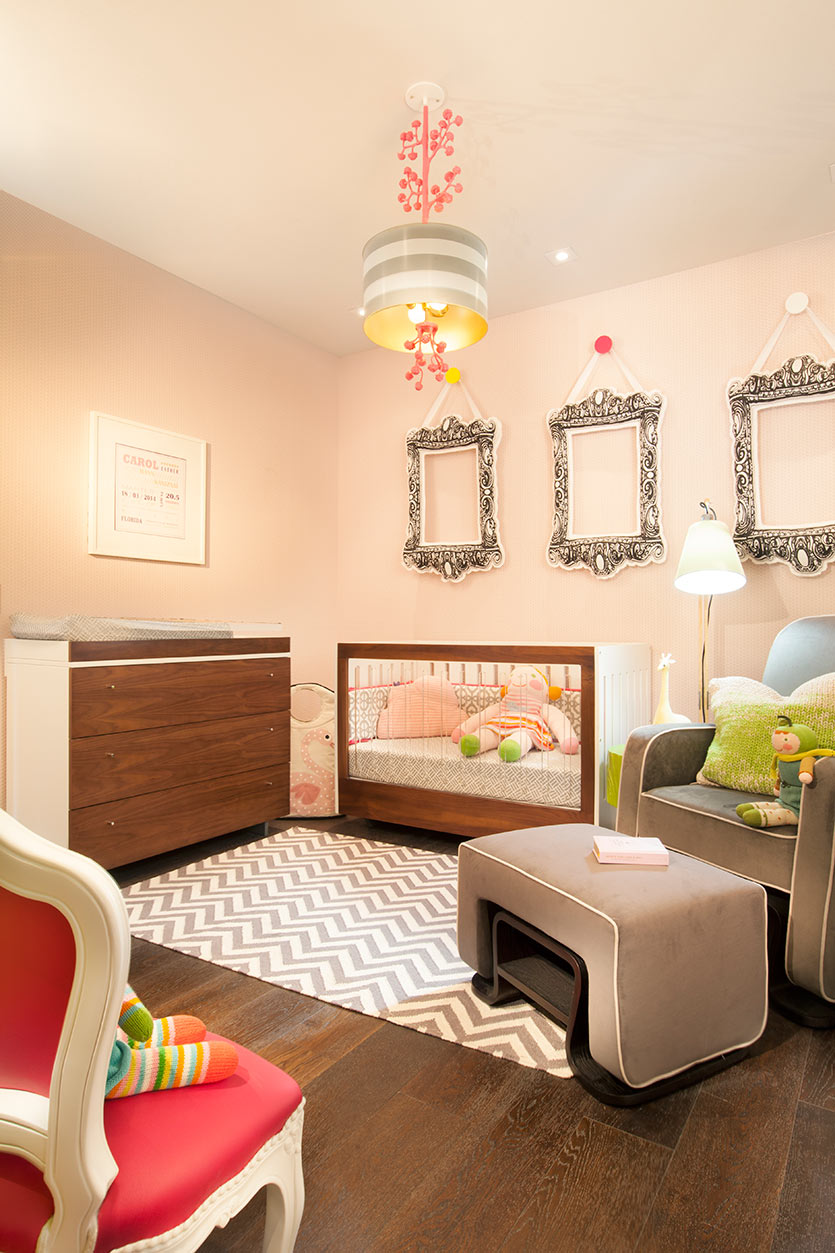 Bedroom Design Tips - Nursery DKOR Interiors