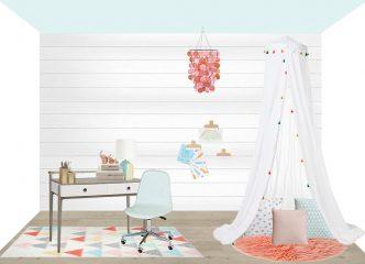Girls Study Area Designer Picks