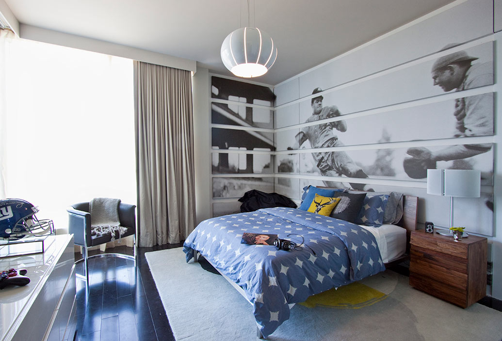 Guest Bedroom Design by Miami Interior Designers