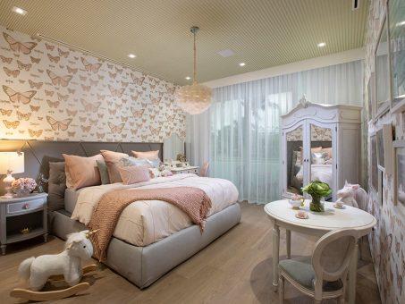 Bal Harbour Little Girl's Bedroom