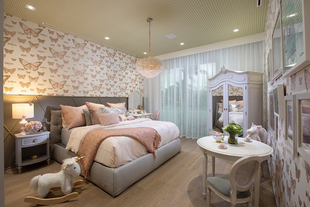 Bal Harbour Little Girl's Bedroom