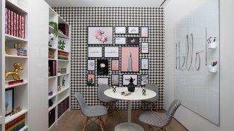 Modern Home Office - Florida Designers