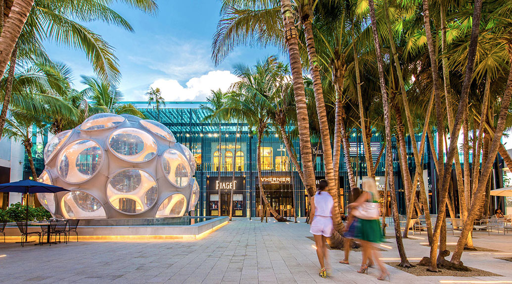 Design Destination: Miami Design District