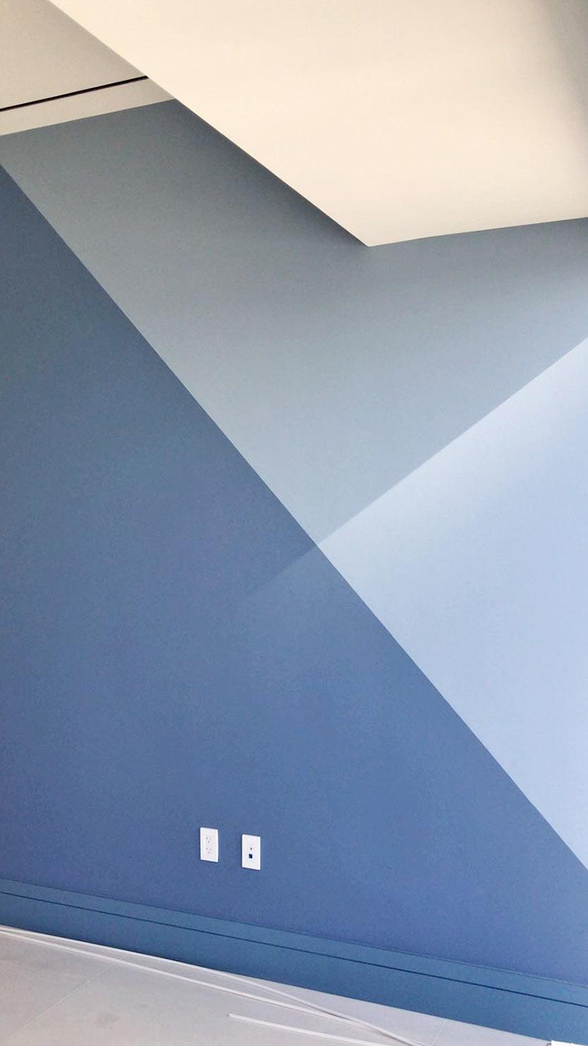 Condo Interior Design - Boys Bedroom Progress