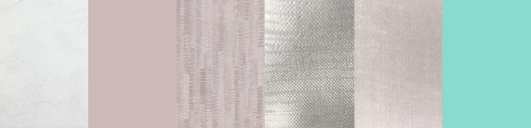 Girl's Bedroom Design Materials