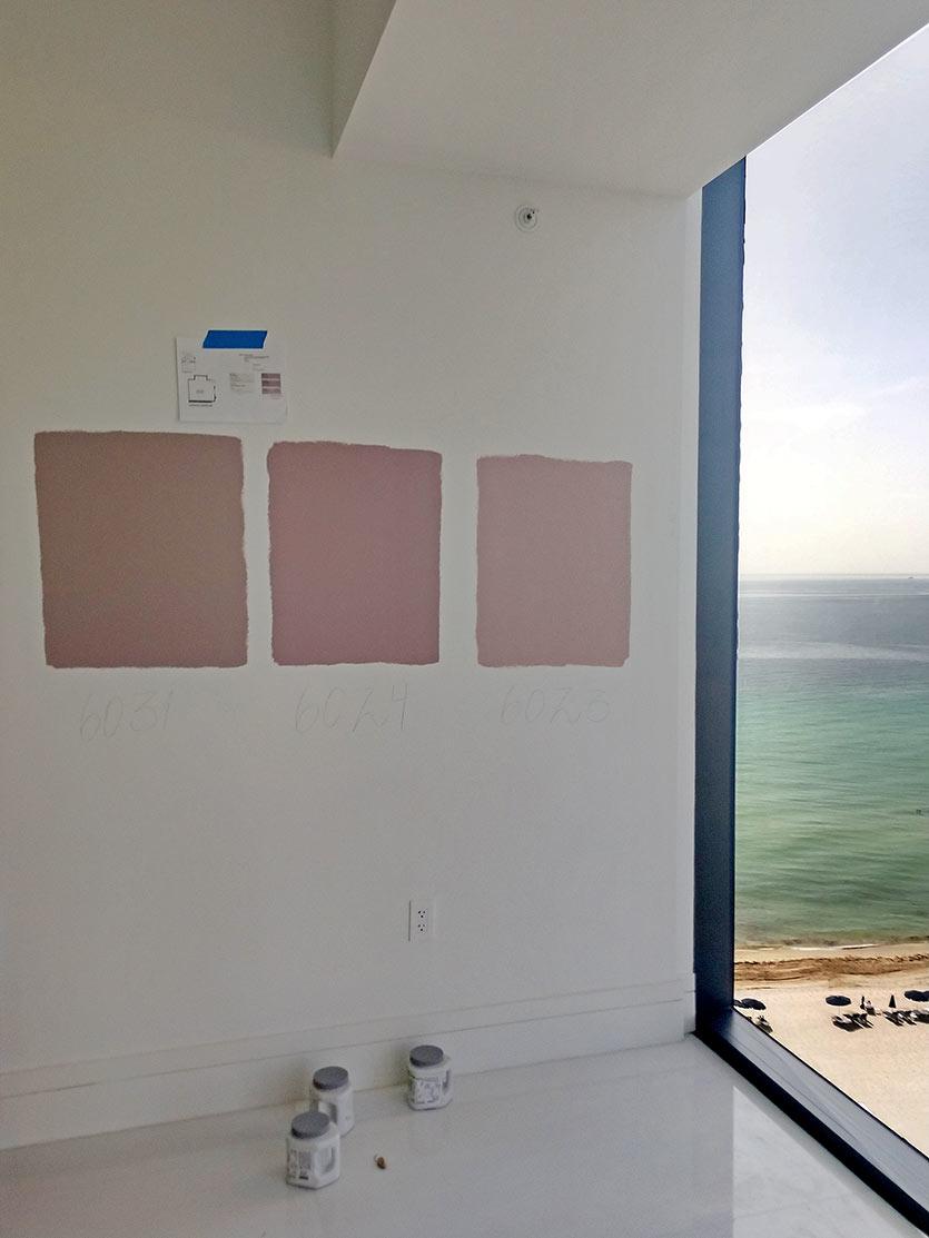 Girl's Bedroom Design Paint Colors