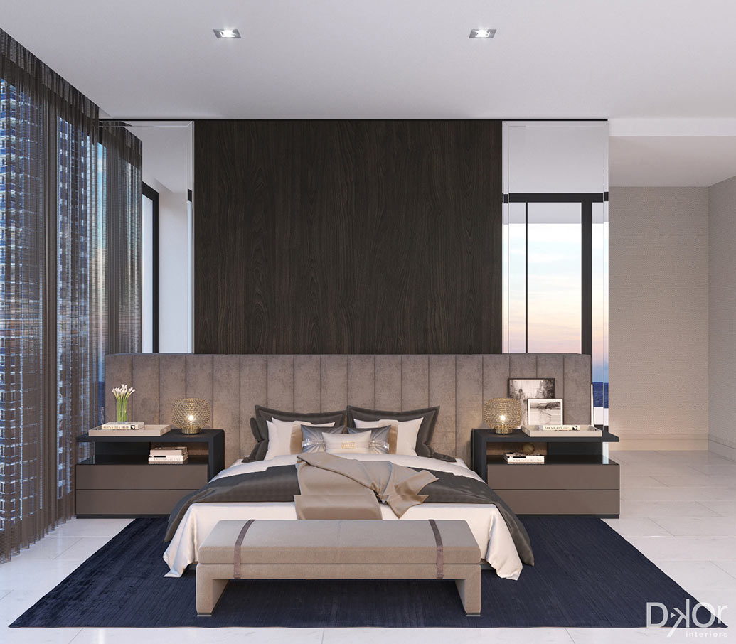 Condo Living Design Ideas: Warm, Energizing Bedroom Ideas For The Whole Family