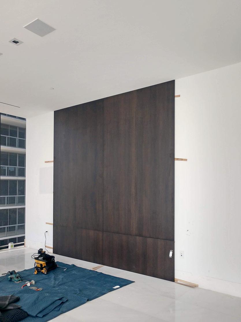 Condo Interior Design - Master Bedroom Progress