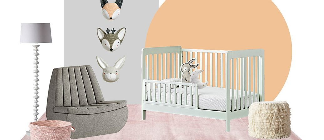 Modern Nursery Decorating Ideas By Miami Designers