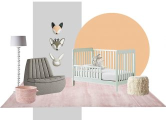 Modern Nursery Decorating Ideas By Miami Designers