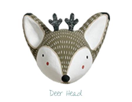 Nursery Decor - Deer Head