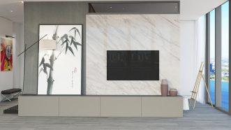 One Paraiso Miami Designers - Living Room