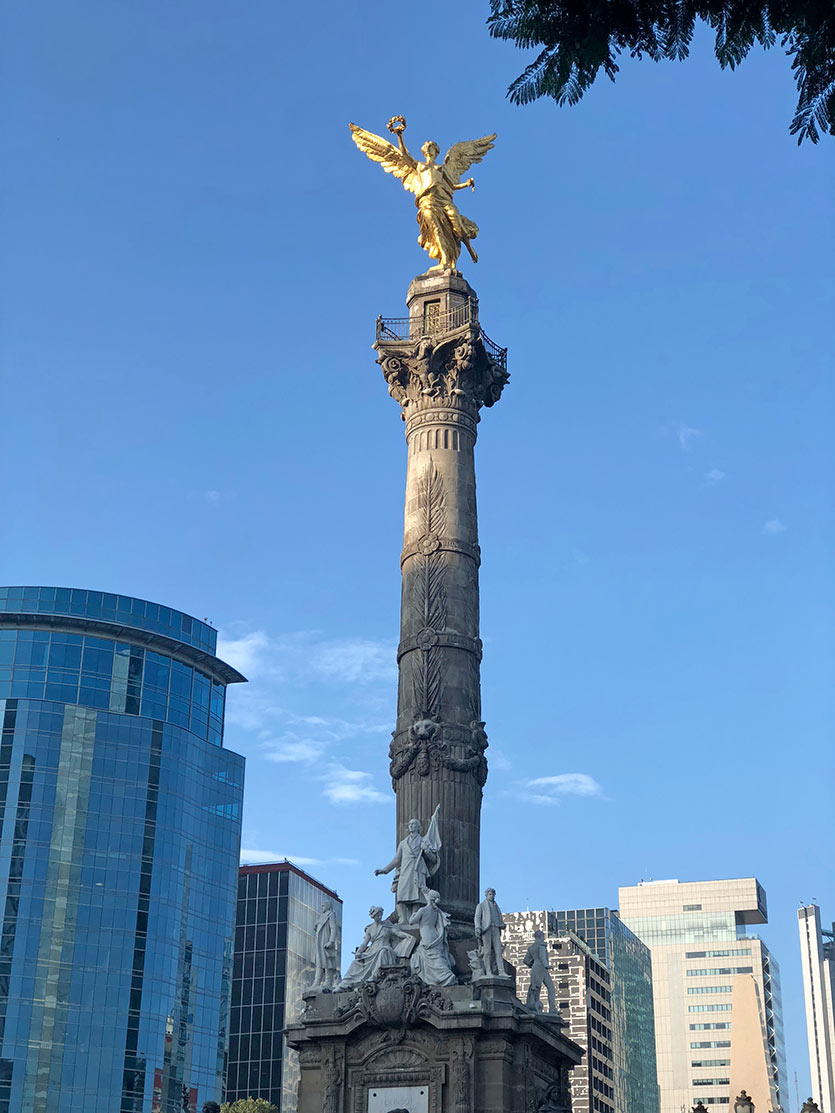 Design Week Mexico 2018 - Angel Independencia