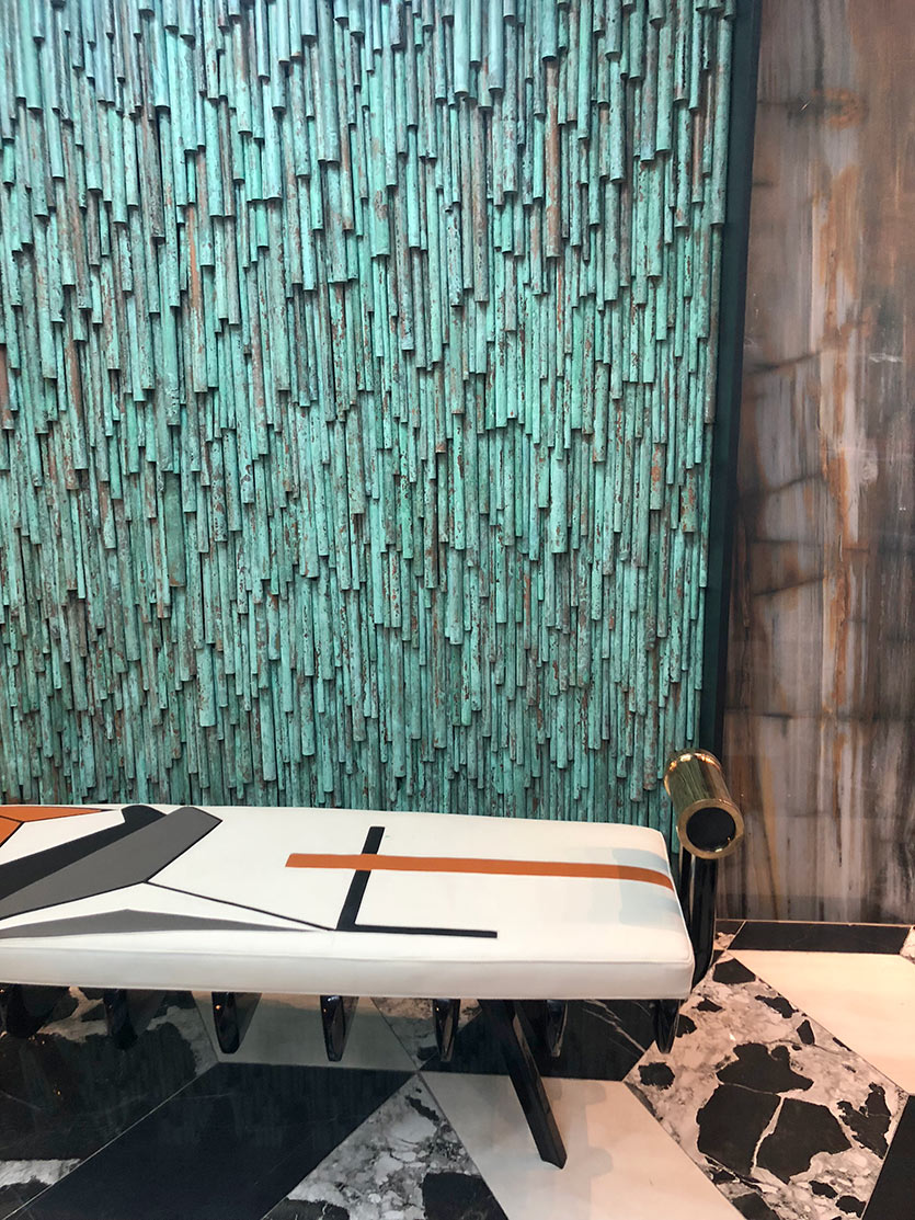Design Week Mexico 2018 - Textures