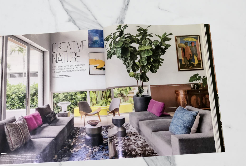 Golden Beach Interior Design Project - Luxe Magazine
