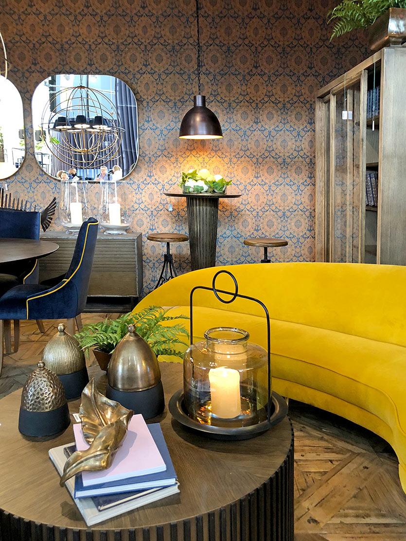 Home Decor Trend - Color Maison Objet